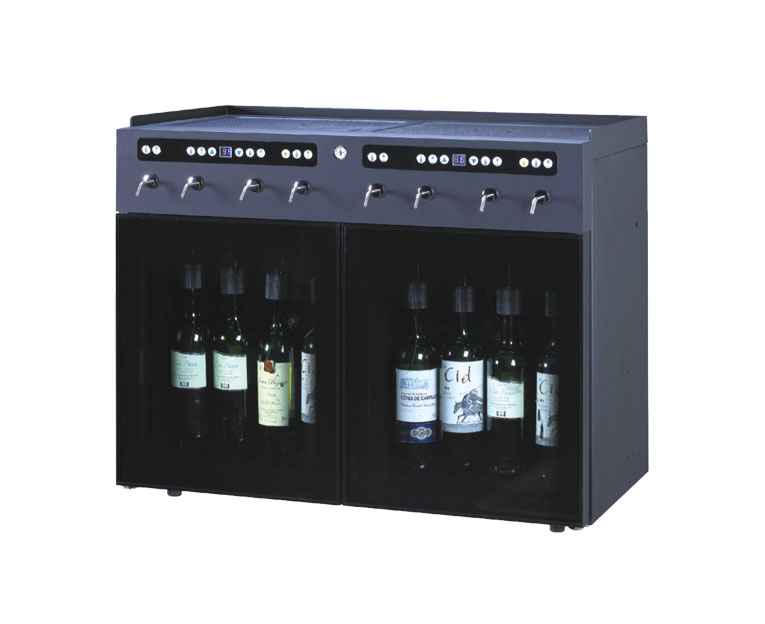 Wine Cooler & Dispenser SC-8S